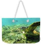 Sea Turtle #2 Weekender Tote Bag