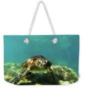 Sea Turtle #3 Weekender Tote Bag