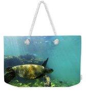 Sea Turtle #5 Weekender Tote Bag