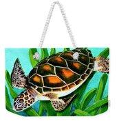 Sea Turtle Honu #352 Weekender Tote Bag