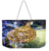Sea Turtle In Hawaii Weekender Tote Bag