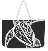 Sea Turtle Love Weekender Tote Bag