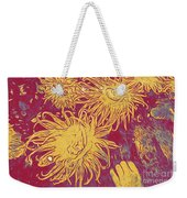 Sea Urchin 6 Weekender Tote Bag
