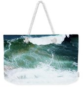 Sea Veins Weekender Tote Bag