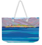 Sea View Galaxidhi Weekender Tote Bag