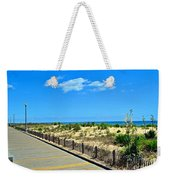 Sea Walk Weekender Tote Bag