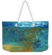 Sea Was Weekender Tote Bag