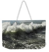 Sea Waves1 Weekender Tote Bag