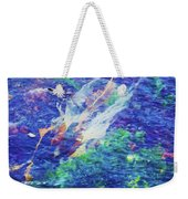 Sea Weed Weekender Tote Bag