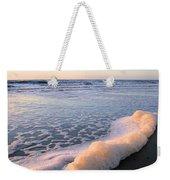 Seafoam Weekender Tote Bag