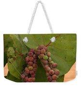Seagrape Fruits Weekender Tote Bag