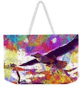 Seagull Birds Flight Wings Freedom  Weekender Tote Bag