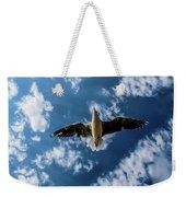 Seagull Flying  Weekender Tote Bag
