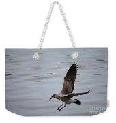 Seagull Landing Weekender Tote Bag by Carol Groenen