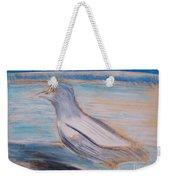 Seagull  On Seashore Weekender Tote Bag