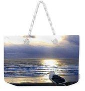Seagull Sentinel Weekender Tote Bag