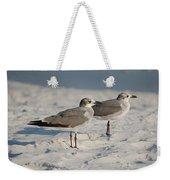 Seagulls Weekender Tote Bag