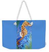 Seahorse Number 1 Weekender Tote Bag