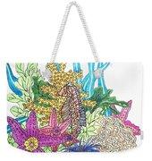 Seahorse Sanctuary  Weekender Tote Bag