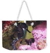 Seahorse3 Weekender Tote Bag