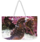 Seahorse4 Weekender Tote Bag