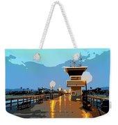 Seal Beach Evening  Weekender Tote Bag