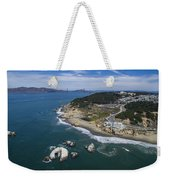Seal Rocks At The Cliff House Weekender Tote Bag
