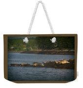 Seal Series 7 Weekender Tote Bag