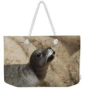 Seal With A Kiss Weekender Tote Bag