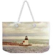 Seamans Light Weekender Tote Bag