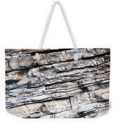 Abstract Rock Stone Texture Weekender Tote Bag