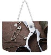 Seamstress Scissors Weekender Tote Bag