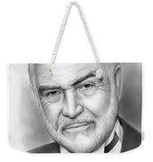 Sean Connery Weekender Tote Bag