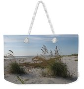 Seaoats On The Beach Weekender Tote Bag