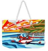 Seaplane 2 Weekender Tote Bag