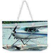 Seaplane Weekender Tote Bag
