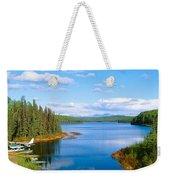 Seaplane On Talkeetna Lake, Alaska Weekender Tote Bag