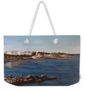 Seapoint From Salthill Weekender Tote Bag