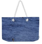 Search And Rescue Swimmers Weekender Tote Bag