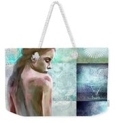 Searching For Inner Peace Weekender Tote Bag