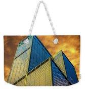 Sears Tower By Skidmore, Owings And Merrill Dsc4411 Weekender Tote Bag