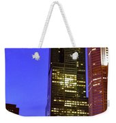 Sears Tower Chicago Weekender Tote Bag