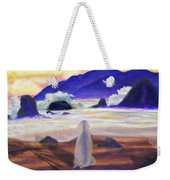 Sea Dog Weekender Tote Bag