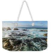 Seas Of The Wild West Coast Of Tasmania Weekender Tote Bag