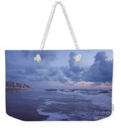 Seascape Lights Weekender Tote Bag