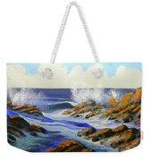 Seascape Study 2 Weekender Tote Bag