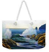 Seascape Study 3 Weekender Tote Bag