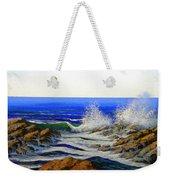 Seascape Study 4 Weekender Tote Bag