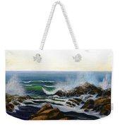 Seascape Study 5 Weekender Tote Bag