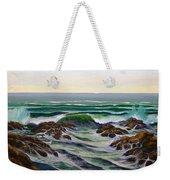Seascape Study 6 Weekender Tote Bag